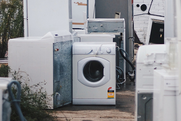 household appliances recycling
