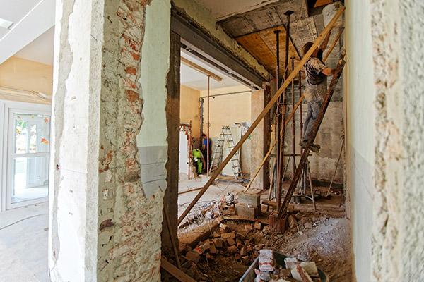 renovation rubbish removal